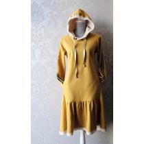 Dresskleit Moniik kollane