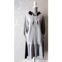 Dresskleit Moniik Must-Hall