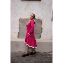 Dresskleit Moniik, fuksia roosa